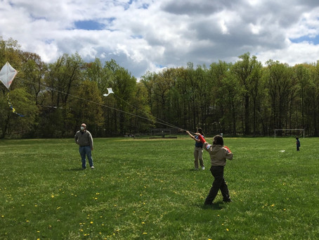 Cub Pack Cleaning Up and Getting Ready for Summer By Regina Halper