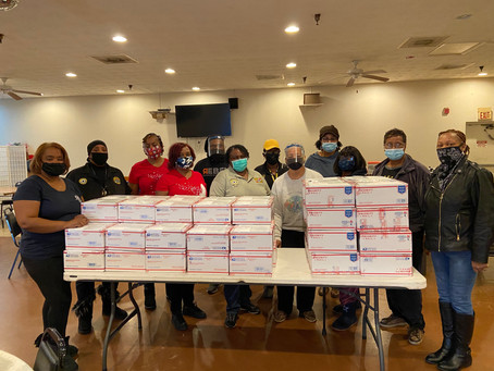 Providing Christmas for Our Troops and Communities By Ivy Christoffers