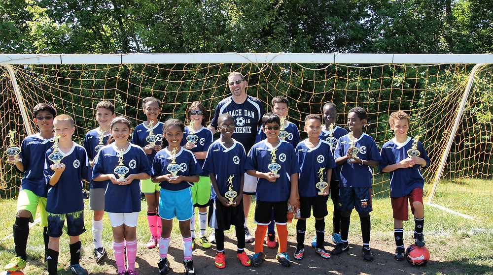 CRC Soccer 3-5th grade team, The Phoenix