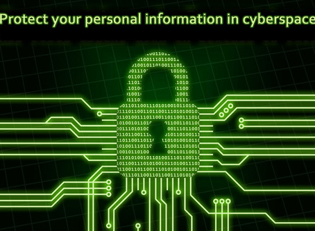 Tech Sense: Protecting Your Information