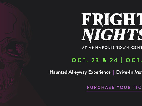 Annapolis Town Center to host Fright Nights: A Drive-Through Event This October (Online Exclusive)