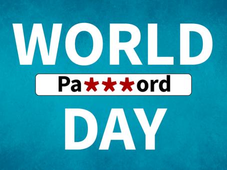 Tech Sense: Another World Password Day