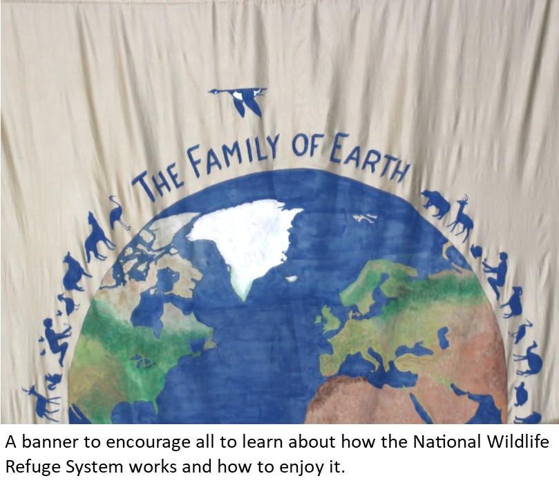 20 Fam o Earth banner