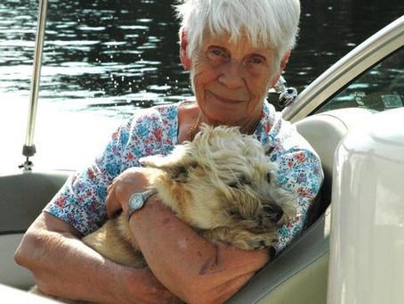 Obituary: Holliday, Frances Ann