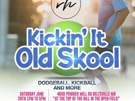"Restoration House International is ""Kickin' it Old Skool!"""