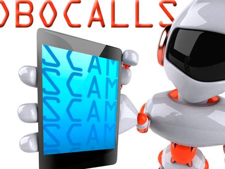 Tech Sense: Telephone Scams and Robocalls