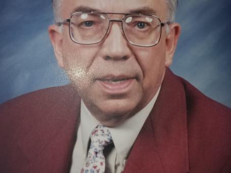 Obituary: Ridgway, Robert Cyrus