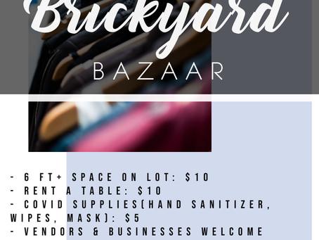 Peace Bridge Announces Community Bazaar