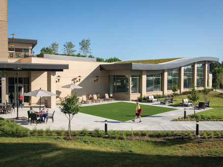 Riderwood Holds Ribbon Cutting Ceremony for New Wellness Center