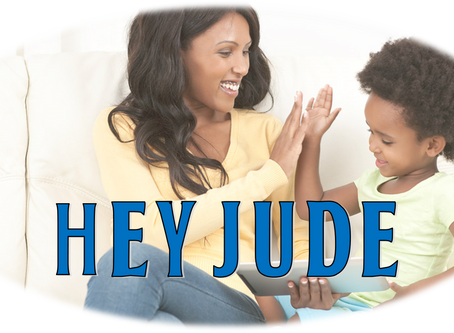 Hey Jude By Rev. Dr. Jalene Chase