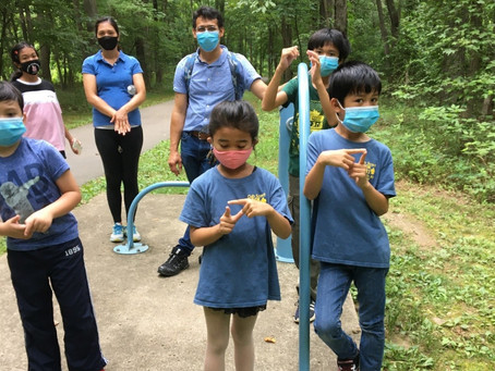 Cub Pack 1031: Scouts Learning How to Meet Safely by Regina Halper