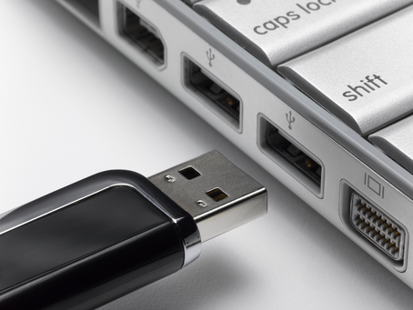 Tech Sense: The USB Port