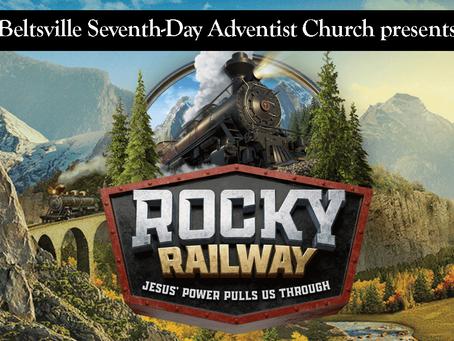 Virtual VBS at Beltsville 7th Day Adventist Church