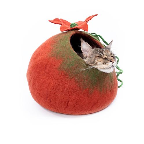 Tomato Cat Cave