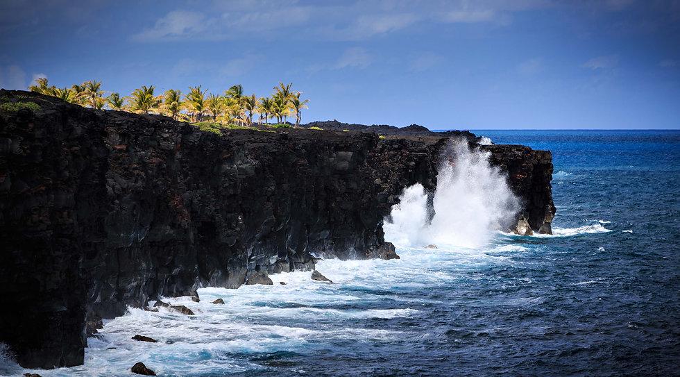 shutterstock_137601674-lava rock cliffs