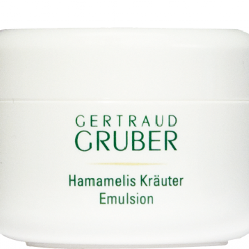 Hamamelis Kräuter Emulsion