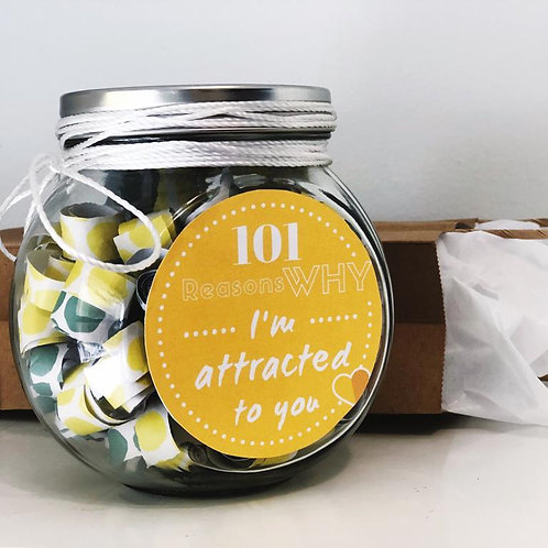 101 Reasons Why I am Attracted to you