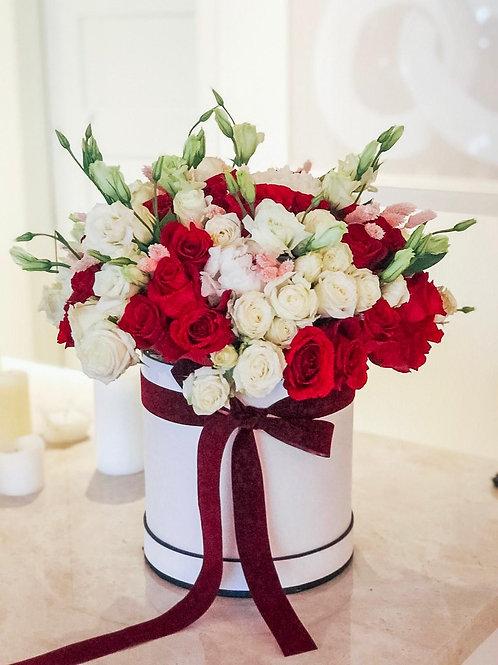 Sharing Love Flower Box