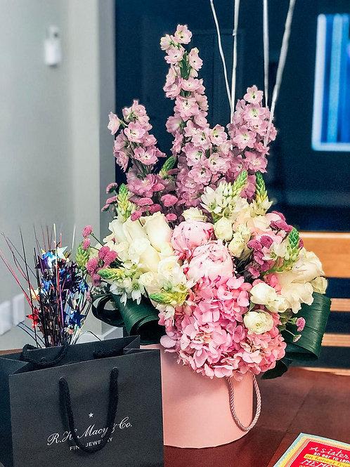 Happy Birthday Flower Box