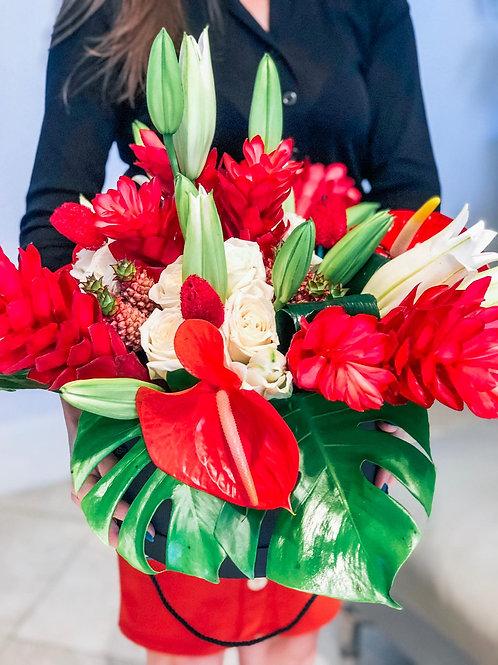 Tropical Flower Box - Miami Love