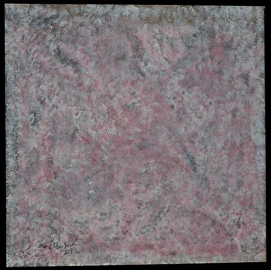 "Erwin STEINBACH ""Hommage camp Taylor "" 90 cm x 90 cm , 2019"
