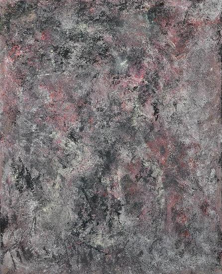 "Erwin STEINBACH "" Darla Dirla Dada "" 92 x 73 cm"