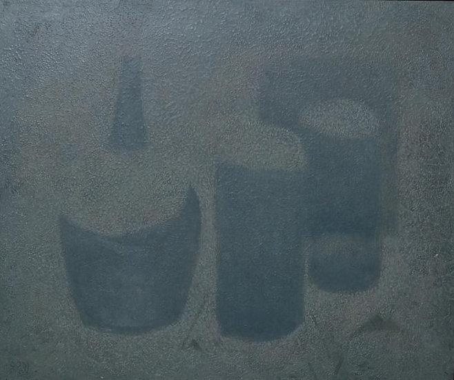 """Pieter COMPAAN  (1903 - 1983) ,"""" Winter """" 1935"""