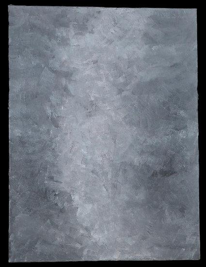 "Erwin STEINBACH "" L' étang "" 80 x 60 cm, Novembre 2019"