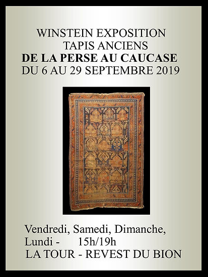 """EXPOSITION REVEST du BION - Livre """" De la Perse eu Caucase """""""