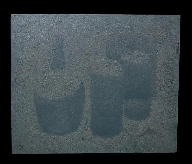 """Pieter COMPAAN  (1903 - 1983) ,"""" Winter """" ,  1935"""