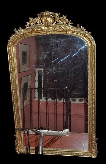 Miroir Napoléon III, Epoque XIXème siècle