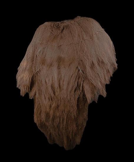 Manteau de pluie en fibre de palmier, Japon ou Chine, Fin du XIXème,