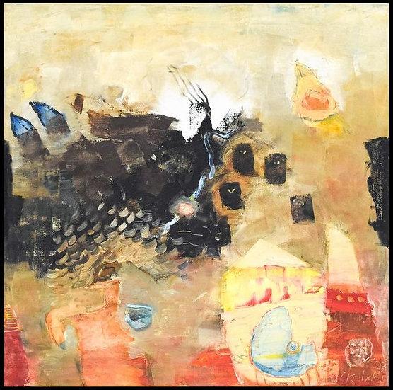 Liesbeth RAHDER ( Volendam, 1955 Pays Bas )