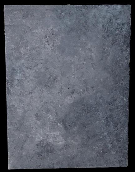 """Erwin STEINBACH """" L'orage """" 80 x 60 cm, Novembre 2019"""