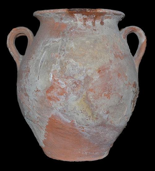 Pot à sel, Terre Cuite, Provence, France, époque XVIII éme