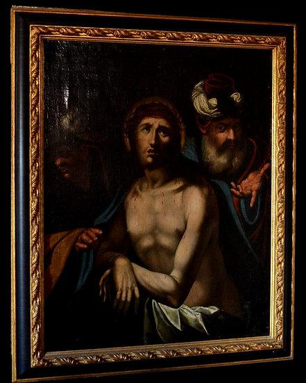 PARROCEL, Atelier de (XVIIème siècle) , Ecce Homo autour de1650