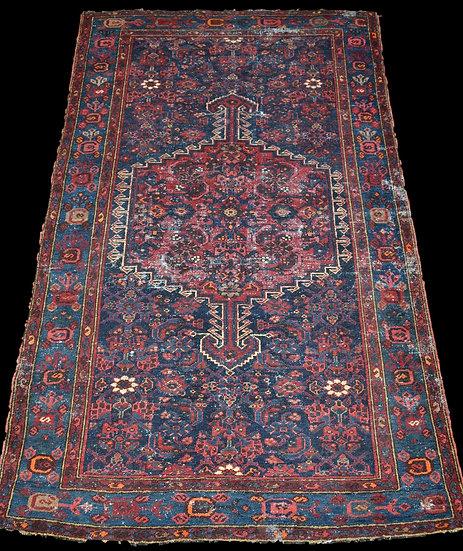 TAPIS PERSAN MALAYER, Iran,128 x 193 cm, fin XIX ème début XXème