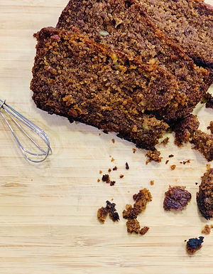 AMAZING Gluten Free Vegan Banana Bread
