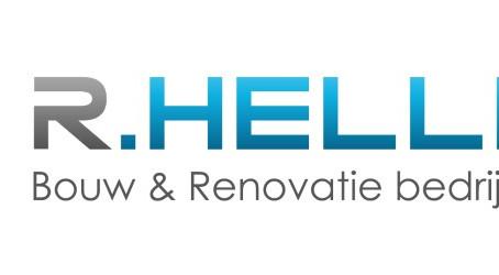 Samenwerking gestart met R. Helling Bouw & Renovatie.
