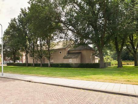 Bijzonder pand aan de Dijckmanstraat in Velsen is aangekocht.