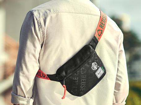 Exclusive in Starbucks Asia only: Starbucks® X Herschel Supply Designer Collection
