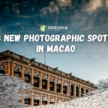 Discover 8 New Scenic Spots in Macau