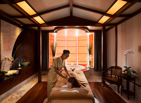 Pamper Yourself at The Spa, Hilton KL this International Women's Day