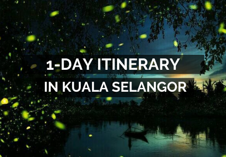 1-Day off the Beaten Track Itinerary in Kuala Selangor