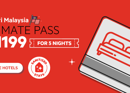 5 Nights Stay for only RM199 at OYO Hotels in Malaysia, thanks to OYO Ultimate Pass