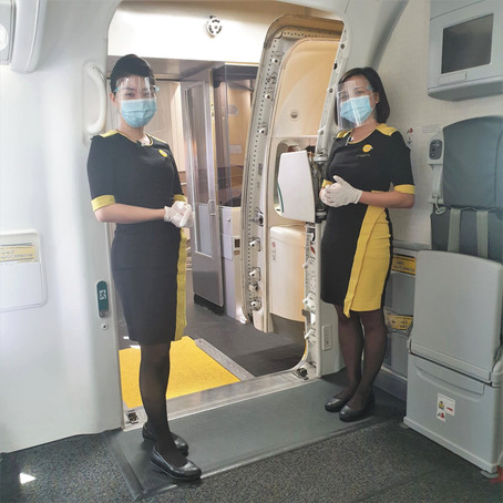 Scoot Resumes Flights to Kuching, Ipoh and Penang