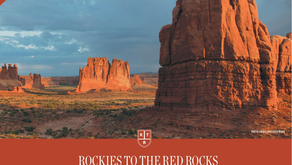 Rocky Mountaineer Introduces Rockies to the Red Rocks, a New Train Journey In The USA in 2021