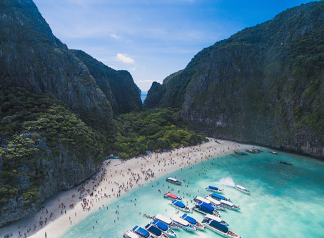 Thailand's Maya Bay to reopen in Nov 2020