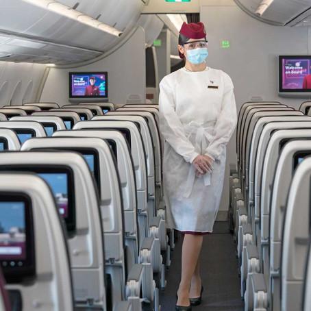 Qatar Airways Earns Highest Diamond Standard Status By SimpliFlying COVID-19 Audit