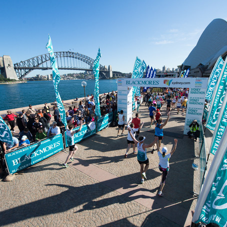 10 Iconic Sydney Landmarks to look to look out for at the Blackmores Sydney Running Festival